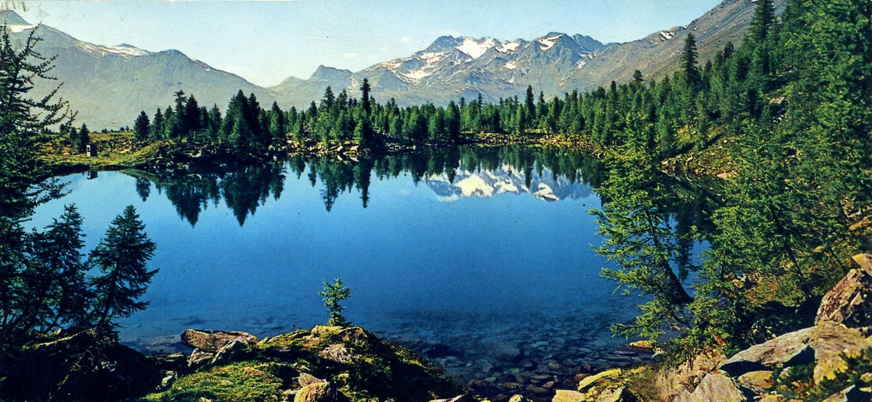 Lago Azzurro Matrimonio : Luoghi del cuore il lago azzurro che rischia di sparire
