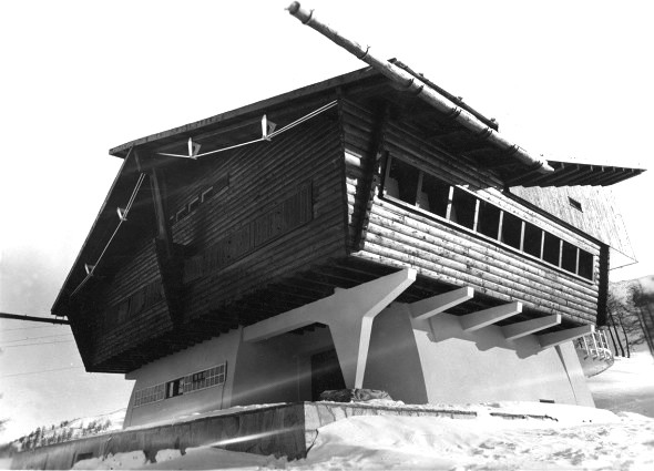 mollino l architetto che s innamor della montagna